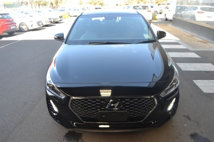 2018 HYUNDAI I30 Elite PD2 Black
