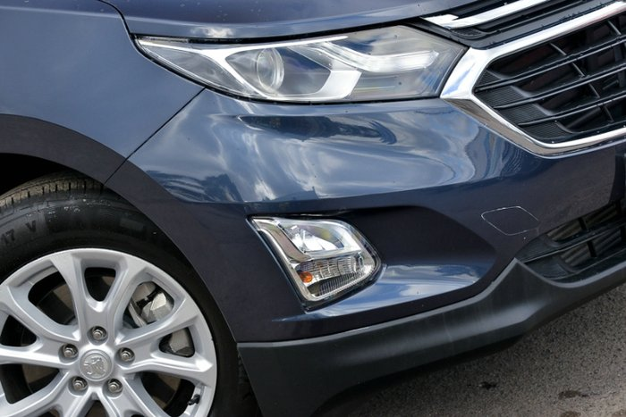 2017 HOLDEN EQUINOX LS EQ MY18 BLUE STEEL