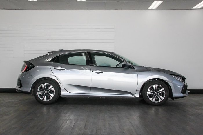2018 HONDA CIVIC VTi 10th Gen Silver