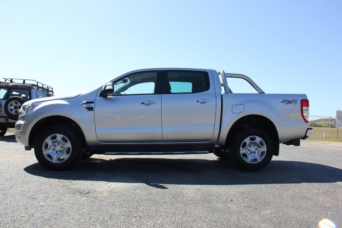 2017 FORD RANGER XLT PX MkII Silver