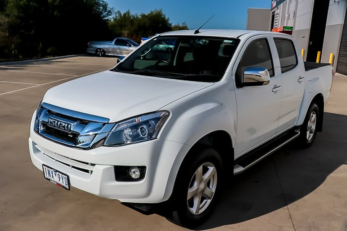 2015 ISUZU D-MAX LS-U High Ride (No Series) White