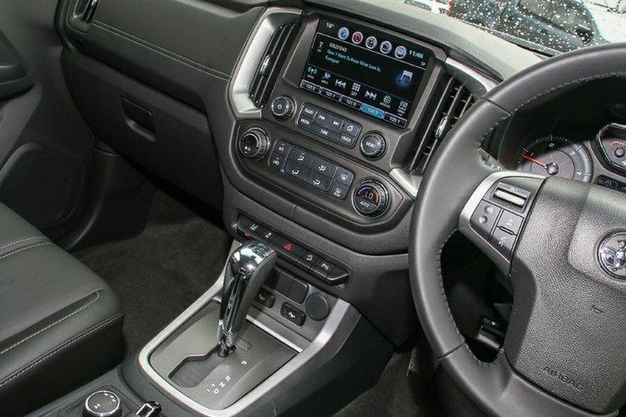2018 HOLDEN COLORADO Z71 DUAL CAB RG MY19 DARK SHADOW