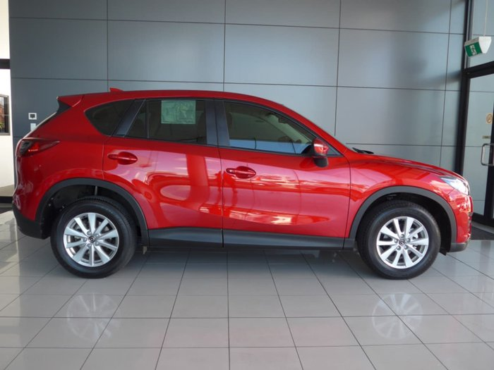 2017 MAZDA CX-5 Maxx Sport KE Series 2 Red
