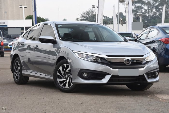 2017 HONDA CIVIC VTi-S 10th Gen Silver