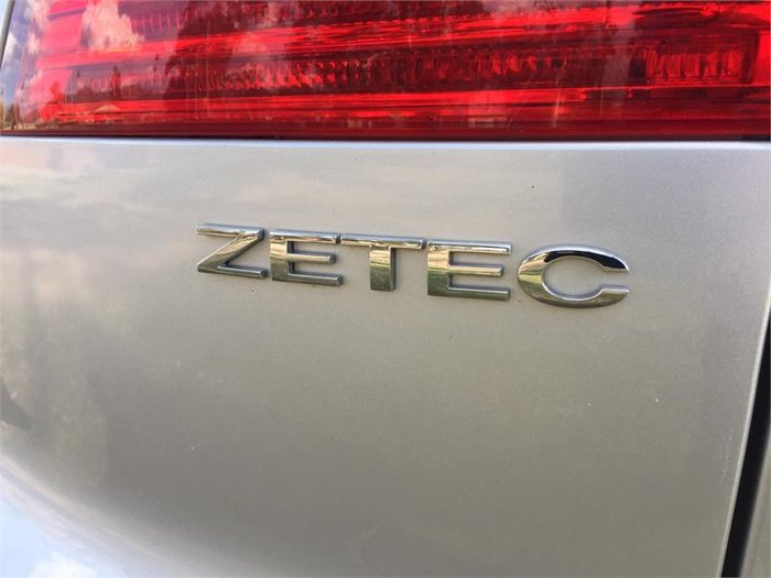2009 Ford Mondeo Zetec MB Silver