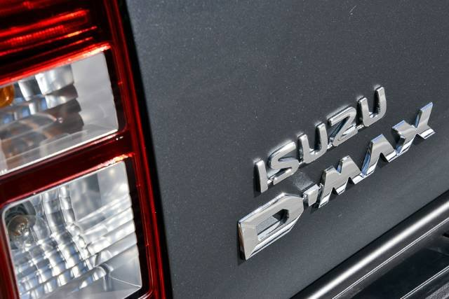 2018 ISUZU D-MAX LS-T HIGH RIDE DUAL MY18 GRAPHITE GREY