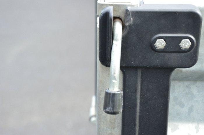 2014 TOYOTA LANDCRUISER GXL DUAL CAB VDJ79R MY13 WHITE