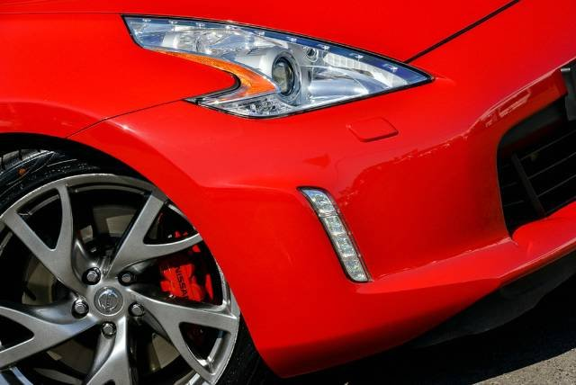2015 NISSAN 370Z Z34 MY15 EAU ROUGE RED