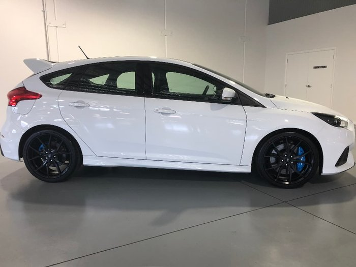 2017 FORD FOCUS RS LZ White