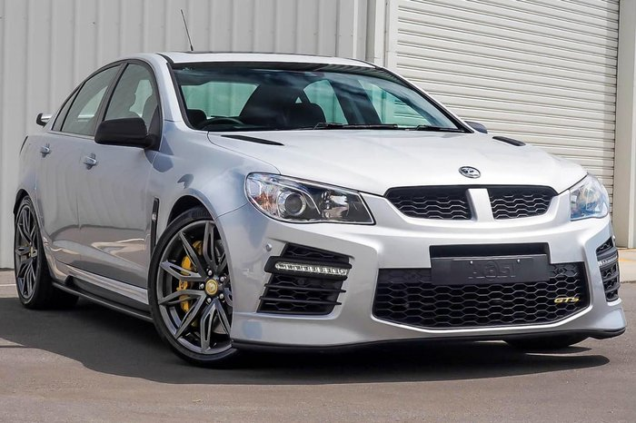 2016 HOLDEN SPECIAL VEHICLES GTS GEN-F2 Silver