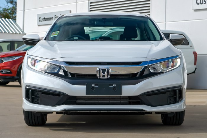 2020 Honda Civic 4 Doors Auto VTI 20 PLATINUM WHITE