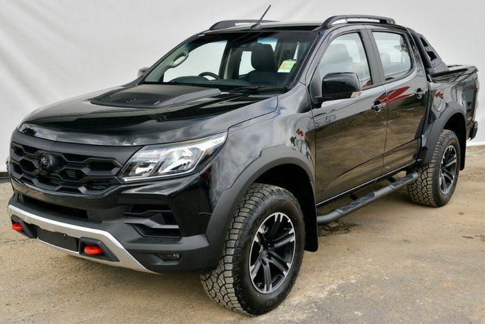 2018 HOLDEN SPECIAL VEHICLES COLORADO SPORTSCAT DUAL CAB RG MY18 MINERAL BLACK
