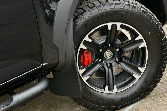 2018 HOLDEN SPECIAL VEHICLES COLORADO SPORTSCAT DUAL CAB RG MY19 MINERAL BLACK