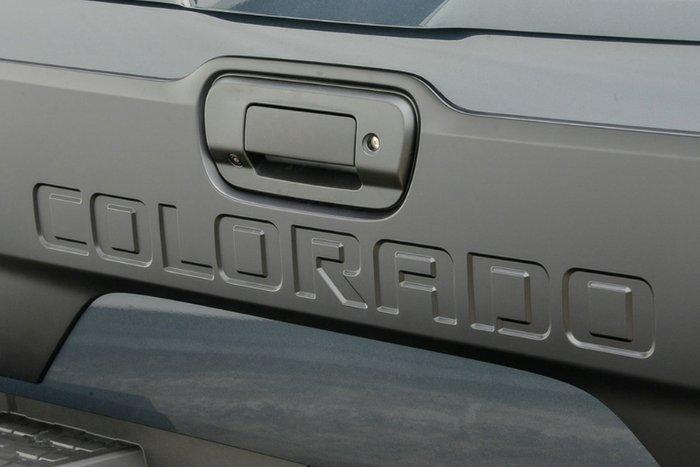 2018 HOLDEN SPECIAL VEHICLES COLORADO SPORTSCAT DUAL CAB RG MY19 DARK SHADOW
