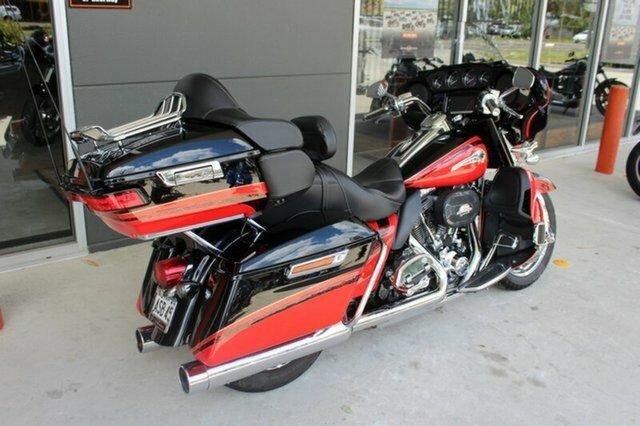 2016 Harley-davidson CVO LIMITED (ULTRA) RED/BLACK
