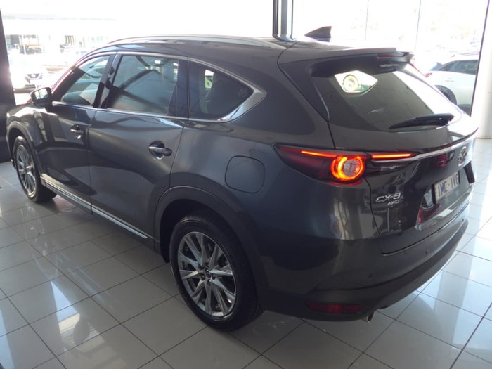 2018 MAZDA CX-8 Asaki KG Series Grey
