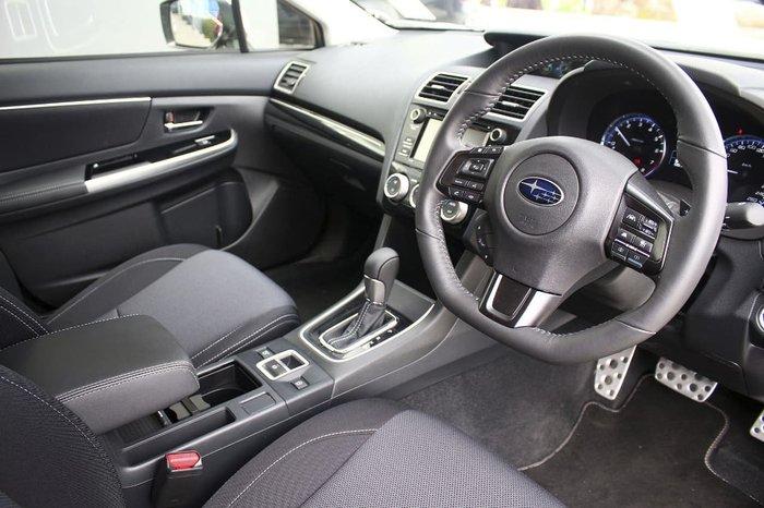 2018 SUBARU LEVORG 1.6 GT V1 White