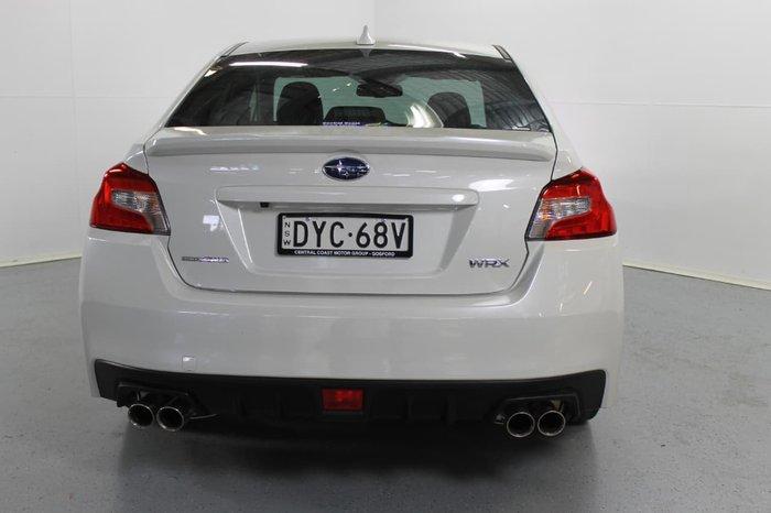 2018 Subaru WRX Premium V1 MY18 White