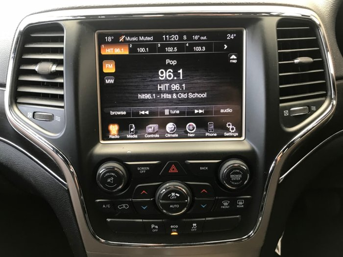 2014 JEEP GRAND CHEROKEE Limited WK Green