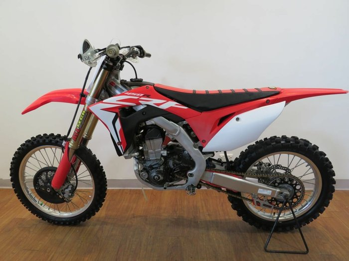 2017 Honda CRF450R RED