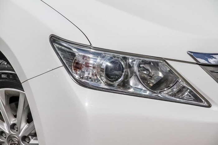 2014 TOYOTA AURION AT-X GSV50R White