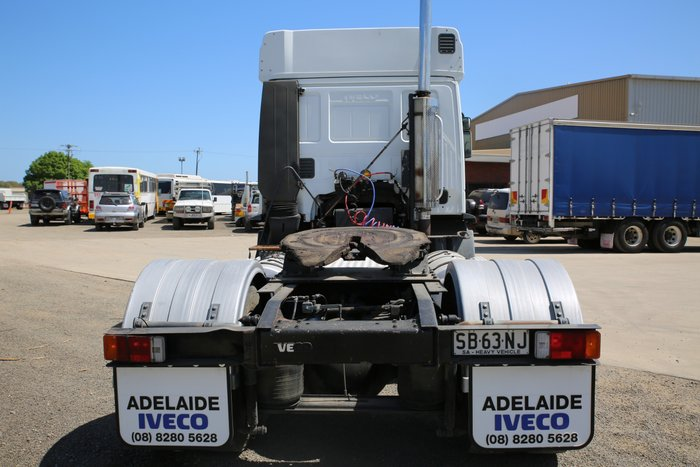 1998 Iveco MT3500 Eurotech CAB CHASSIS