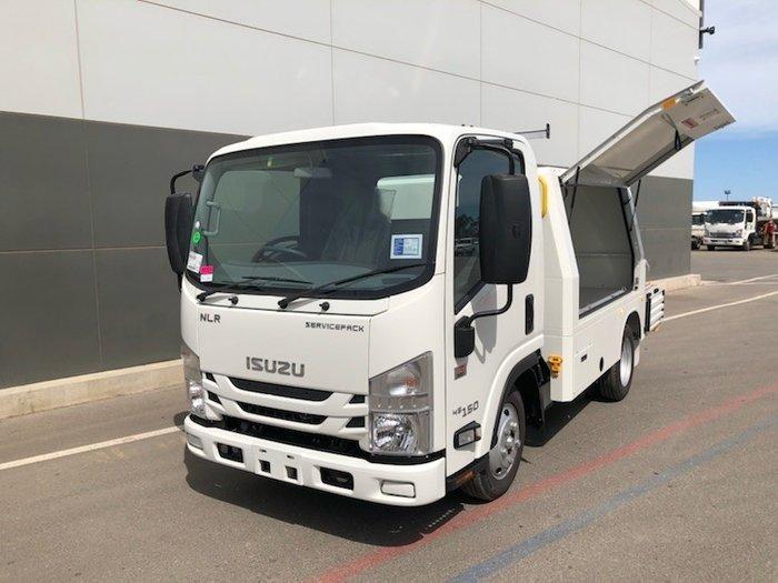 2018 Isuzu NLR 45-150 SERVICEPACK X
