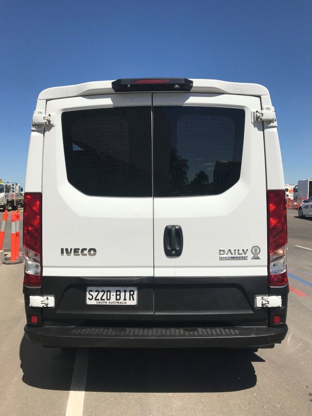 2015 Iveco Daily 35S13A8 WHITE