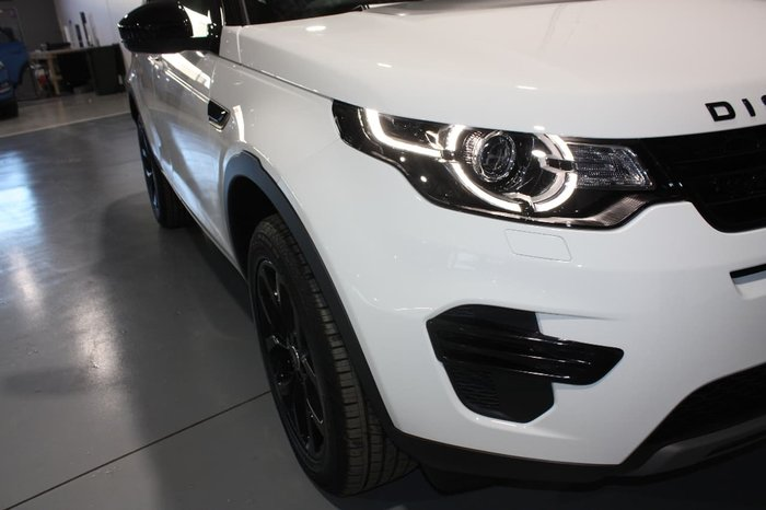 2018 LAND ROVER DISCOVERY SPORT TD4 110kW SE L550 White