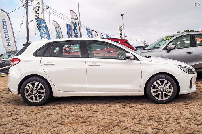 2018 HYUNDAI I30 Active PD White