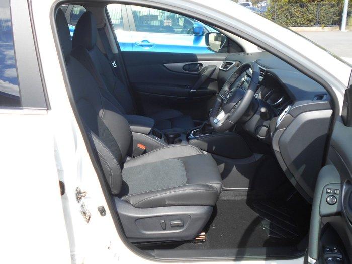2020 Nissan QASHQAI ST-L J11 Series 3 MY20 WHITE