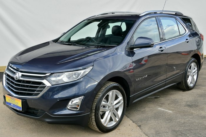 2018 HOLDEN EQUINOX LTZ-V EQ MY18 BLUE STEEL