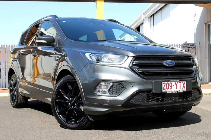 2018 Ford Escape ST-Line ZG MY18.75 4X4 On Demand MAGNETIC