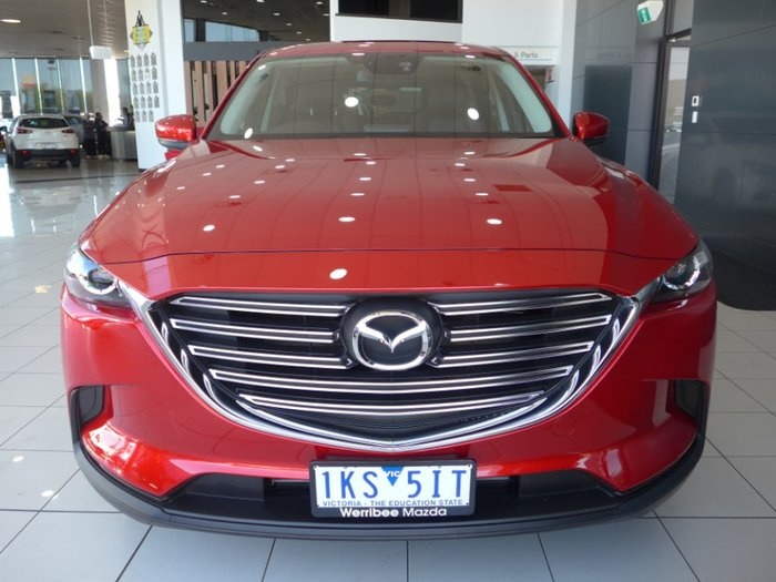 2017 MAZDA CX-9 Touring TC Red