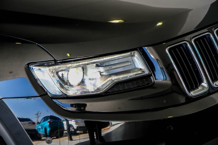 2014 JEEP GRAND CHEROKEE Limited WK Black