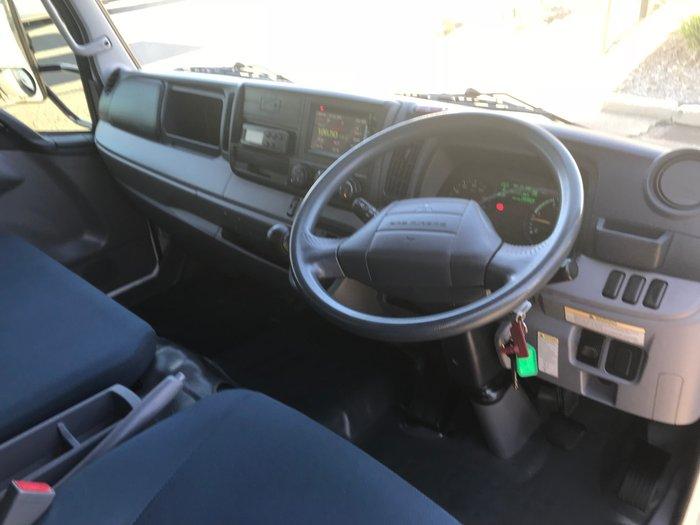 2014 Mitsubishi Canter 515 CANTER 515 WHITE