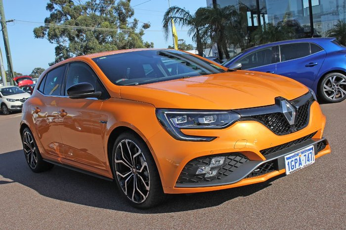2018 RENAULT MEGANE R.S. 280 BFB Orange