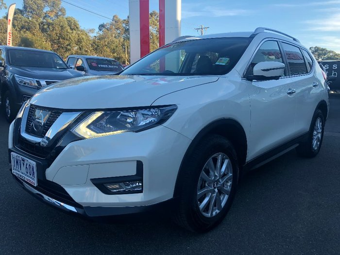 2017 NISSAN X-TRAIL ST-L T32 Series II White