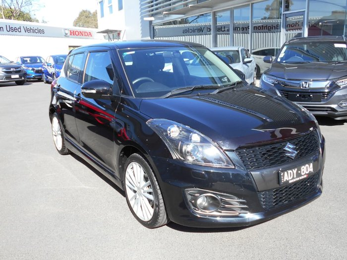 2014 SUZUKI SWIFT Sport FZ Black
