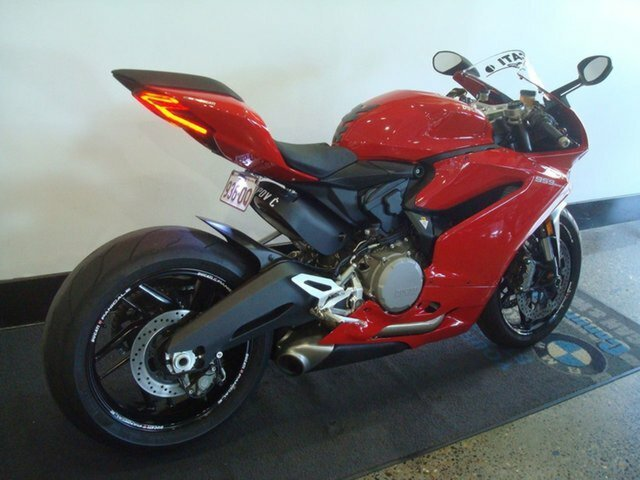 2016 DUCATI 959 PANIGALE (RED) Red