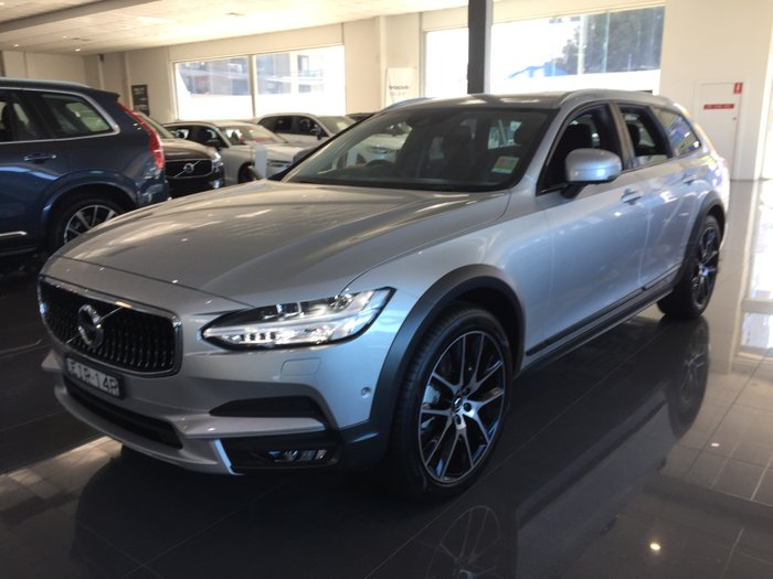2020 Volvo V90 Cross Country D5 MY20 4X4 On Demand Bright Silver