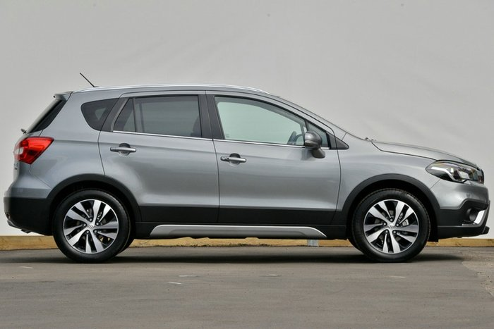 2018 Suzuki S-Cross Turbo Prestige JY GRAY