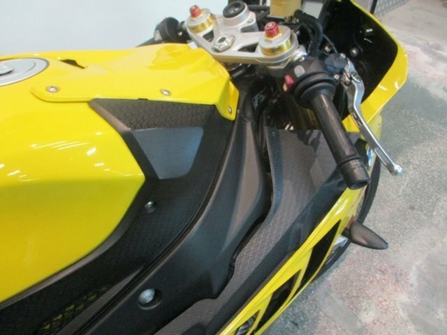 2011 Bmw S 1000 RR YELLOW