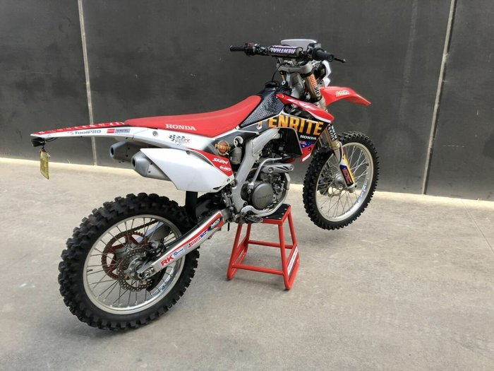 2015 Honda CRF250R RED