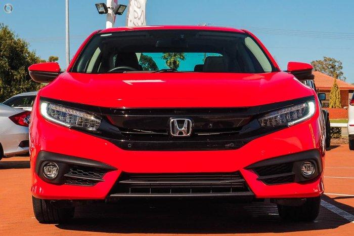 2018 HONDA CIVIC RS 10th Gen Red