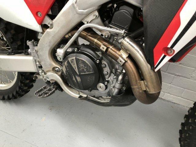 2017 Honda CRF450R RED