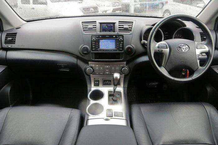 2010 Toyota Kluger