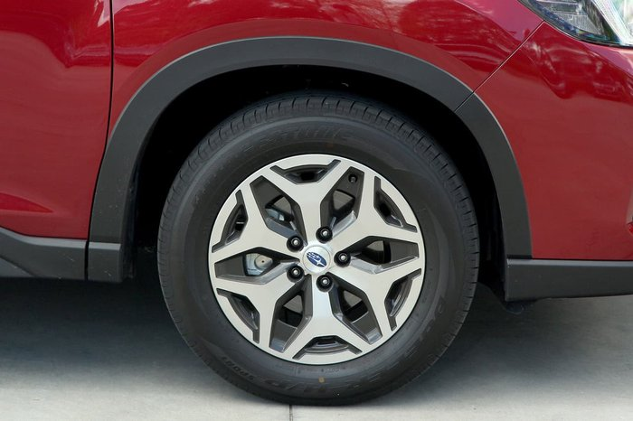 2018 SUBARU FORESTER 2.5i-L S5 Red