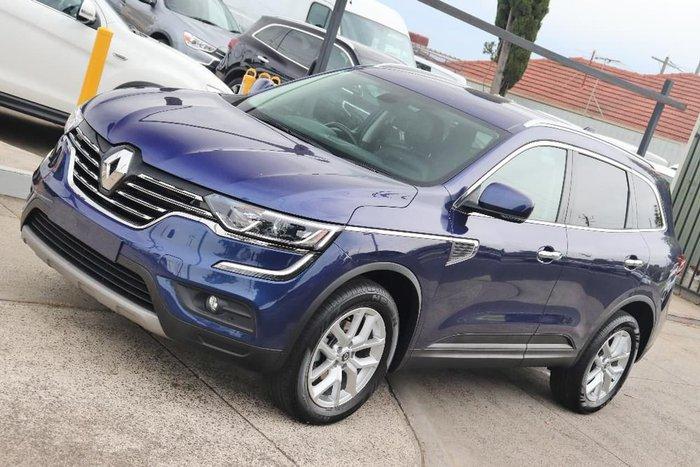 2017 Renault Koleos Zen HZG Blue