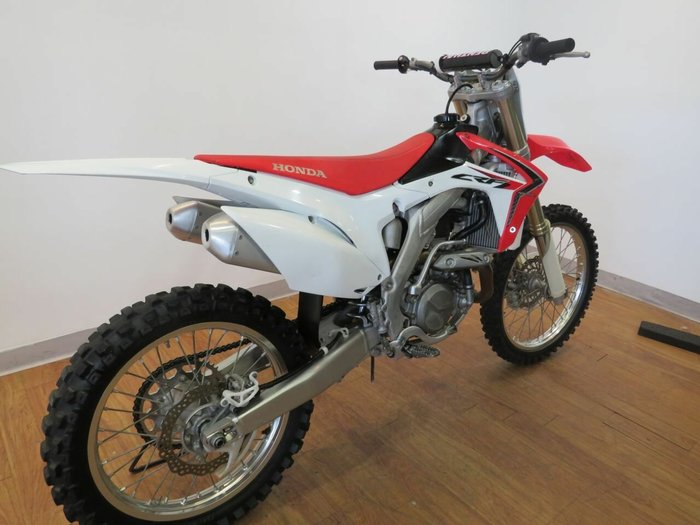 2014 Honda CRF450R Red